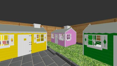 3 bed 3 bath house - Rustic - by Alyssapoop