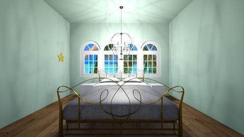 Camera casa vancanze - Bedroom  - by Juliette J