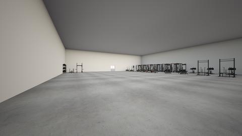 gym  - by rogue_04f8df54b41ad5bbe9a3b3a756944