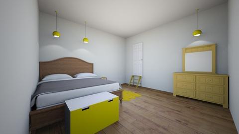 Banana room - Bedroom  - by grettajohnson