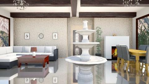 so - Modern - Living room - by KataaRinaa8