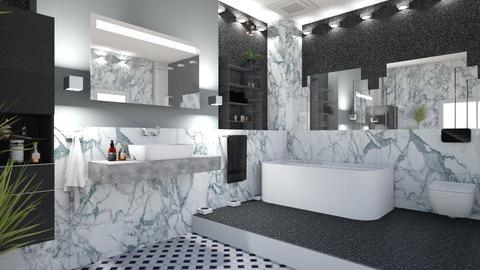 M_BB - Bathroom  - by milyca8