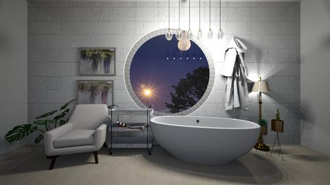 Relax - Modern - Bathroom  - by kiwimelon711