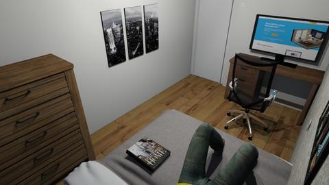 Mikolaj rooms - Bedroom  - by Misiek06