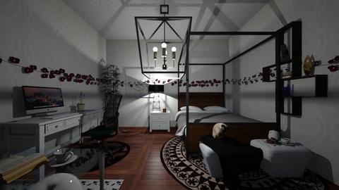 KiaraCardenasPrd8 - Glamour - Bedroom  - by lilg129class