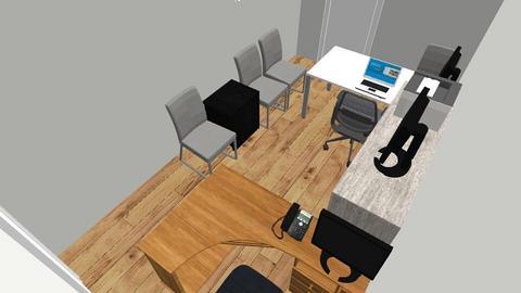 Old Office - Office  - by djjenkins