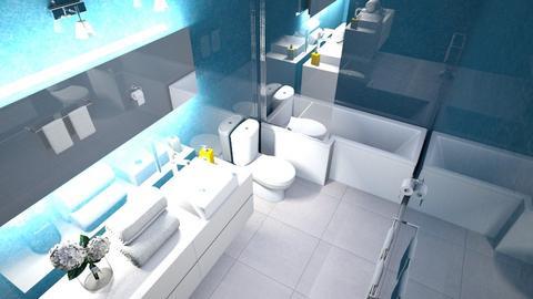 bath - Bathroom  - by kenzieberry