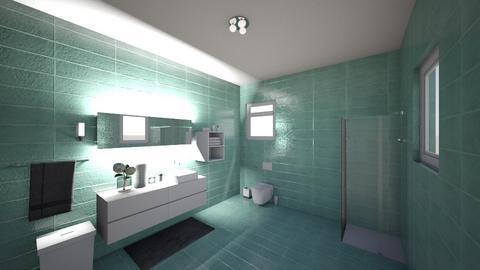 Kupatilo - Modern - Bathroom  - by nikolamilin