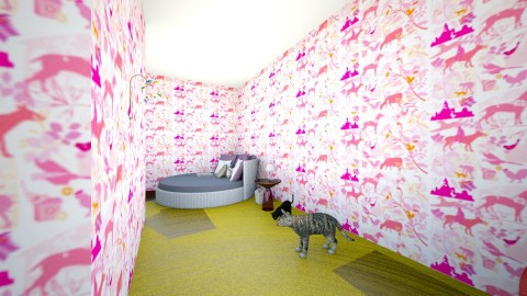 My bedroom XD - Kids room - by lrkstrawberry