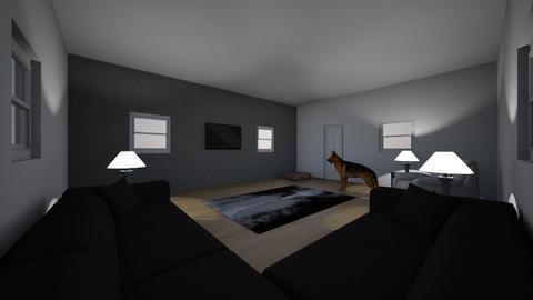 Room  - Living room  - by nediA1