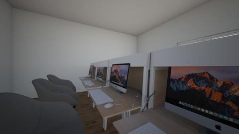 Office - Modern - Office - by Itz_rearea1