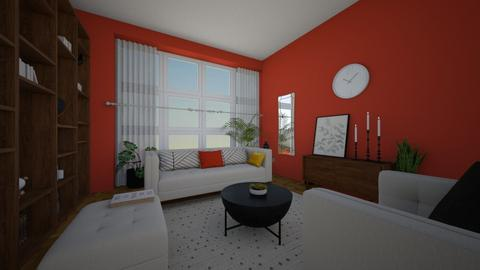 DISTRAC - Global - Living room  - by Amairany Peralta