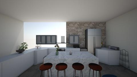 Kitchen - Kitchen - by clarainteriordesign
