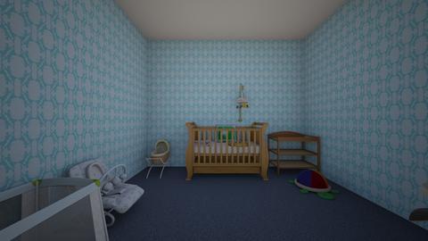 little boys room  - Kids room  - by adrieanna