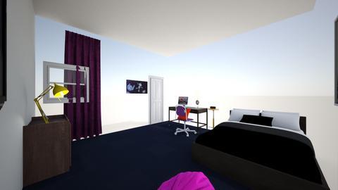 Noah Lowenthal  Bedroom - Modern - Bedroom  - by Noah Lowenthal