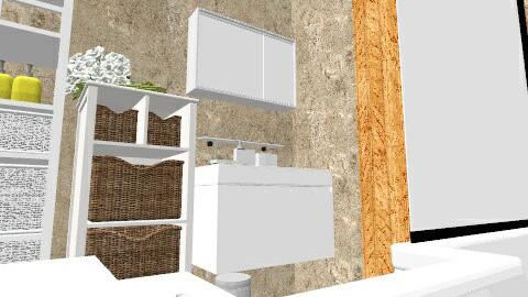 Bathroom2 white - by sumz78