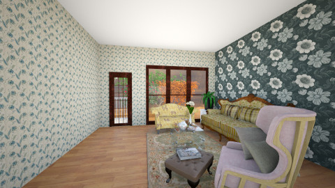 ou keting3 - Living room - by luoying