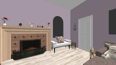 Emma Brenner - Living room - by lilg129class