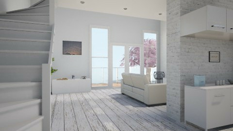LivingEec - Living room - by Eericacaloi