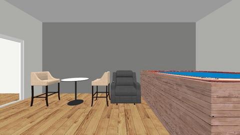 basement - Modern - by makaylab7454