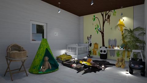 kids room - Kids room  - by Malithu