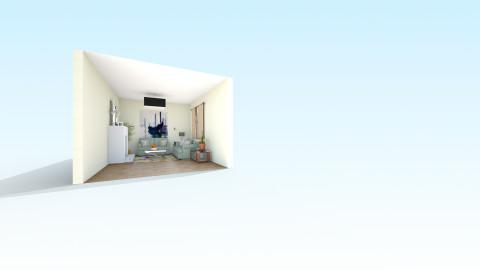 family meeting - Living room - by mirrrandaaa