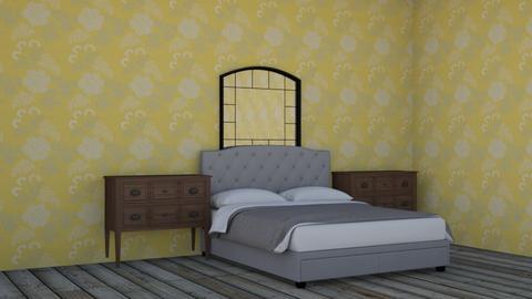 cute bedroom - Bedroom  - by Designer Dog