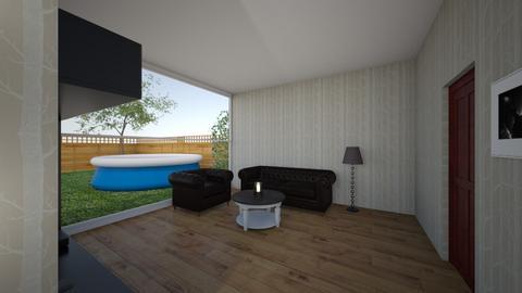 2 - Living room  - by ninaka2000