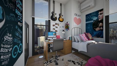 TFIOS - Bedroom  - by SammyJPili