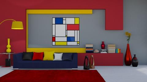 Bauhaus  - by nat mi