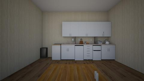 my house - Kitchen  - by kelvin and suri