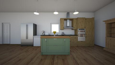 Kitchen - Classic - Kitchen - by tessa26