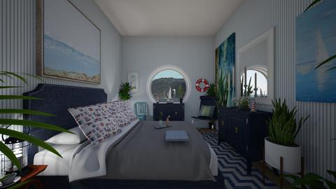 Nautical - Modern - Bedroom - by Irishrose58