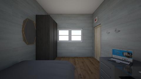 bed - Vintage - Bedroom  - by bomchua1102