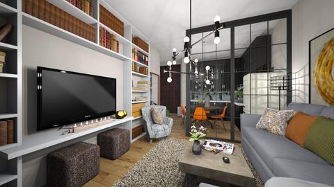 natalia me 9 - Modern - Living room  - by lamzoi