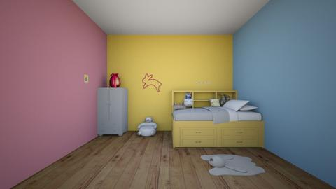 Easter kids room - Kids room  - by crying_room