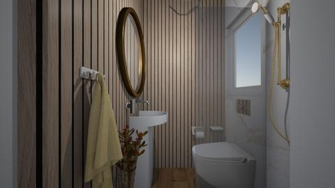 Casa399Bathroom - Eclectic - Bathroom - by nickynunes