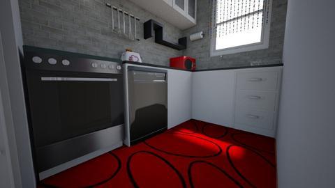 mutfakk 9 - Kitchen  - by filozof