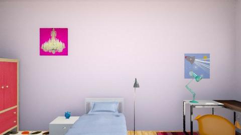 呂雁晴 - Minimal - Bedroom  - by yinchin