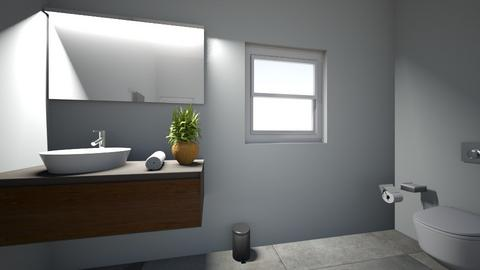 Project 5 Part 4 - Bathroom  - by Mpumie