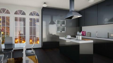 92 - Modern - Kitchen  - by GALE88
