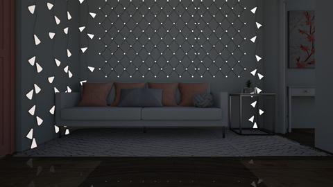 Onyx - Living room - by Vanessa Aubrey
