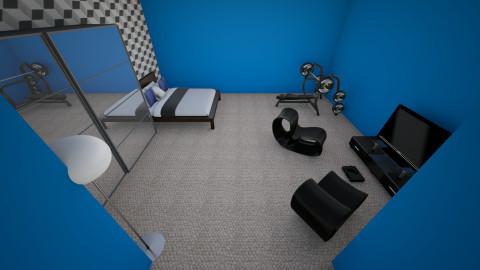 Room2  - Bedroom  - by KMiangel