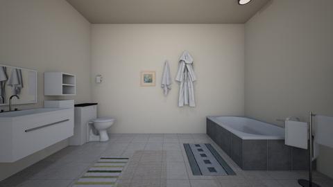 Bath Retreat - Bathroom  - by mspence03