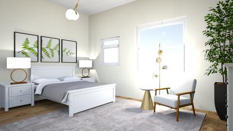 my room99 - Bedroom  - by shaad998