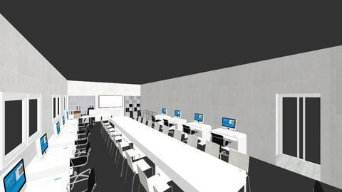 Classroom 41 - Office  - by Herrscher