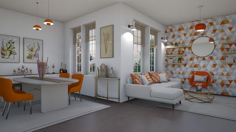 apartment - by milica tanurdzic