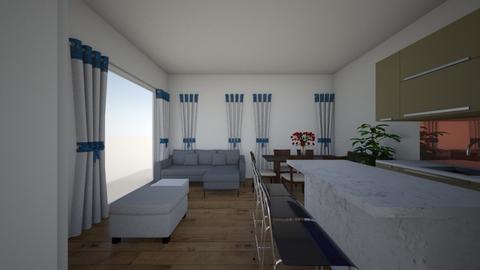 salon 5 - Living room  - by jamal9191Kar