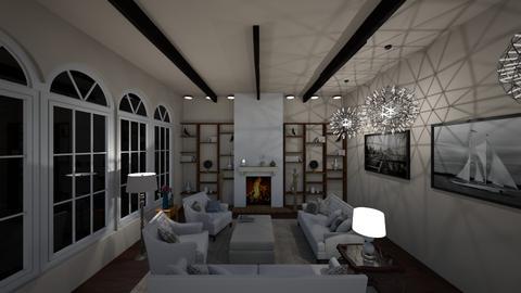 fj - Living room - by sacikae
