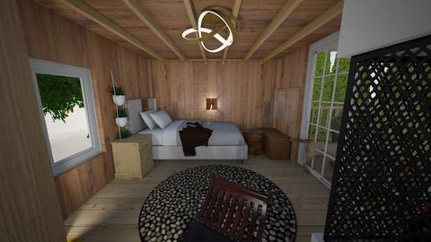 BedRoom 3 - Bedroom - by ayamarzook1